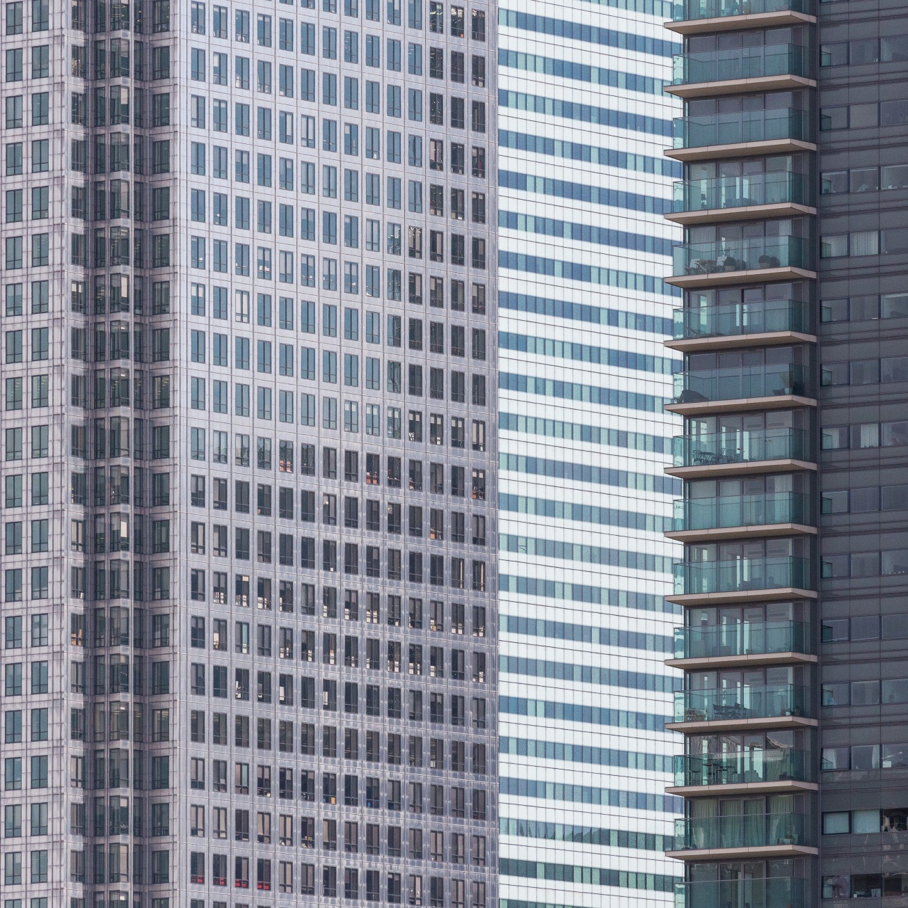 One Canada Square, Canary Wharf