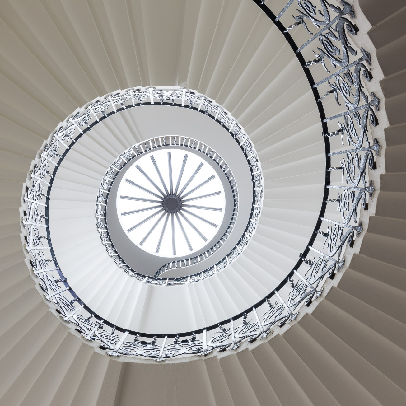 The Tulip Stairs, Queen's House, Greenwich