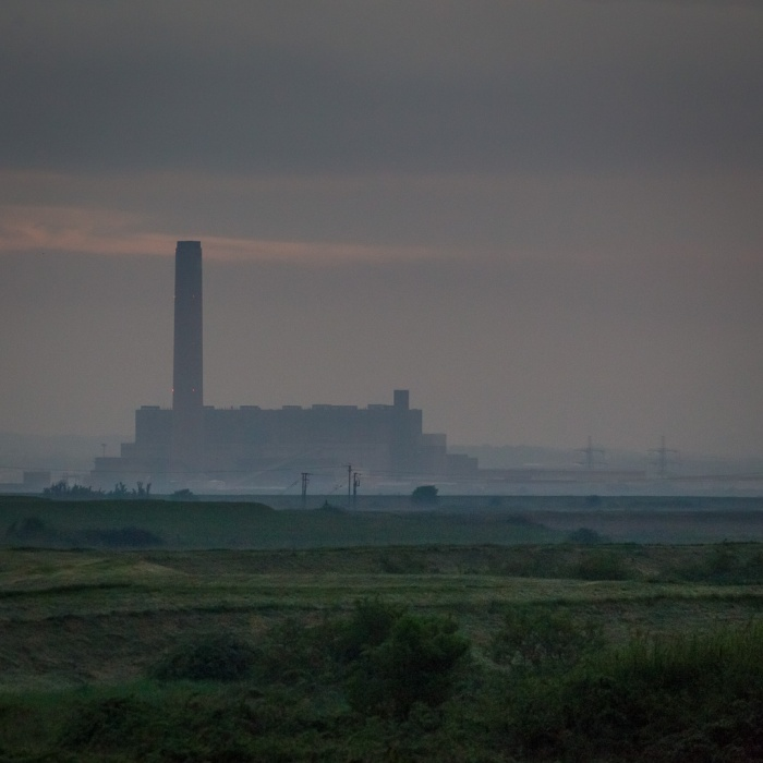 Grain Power Station, Isle of Grain.