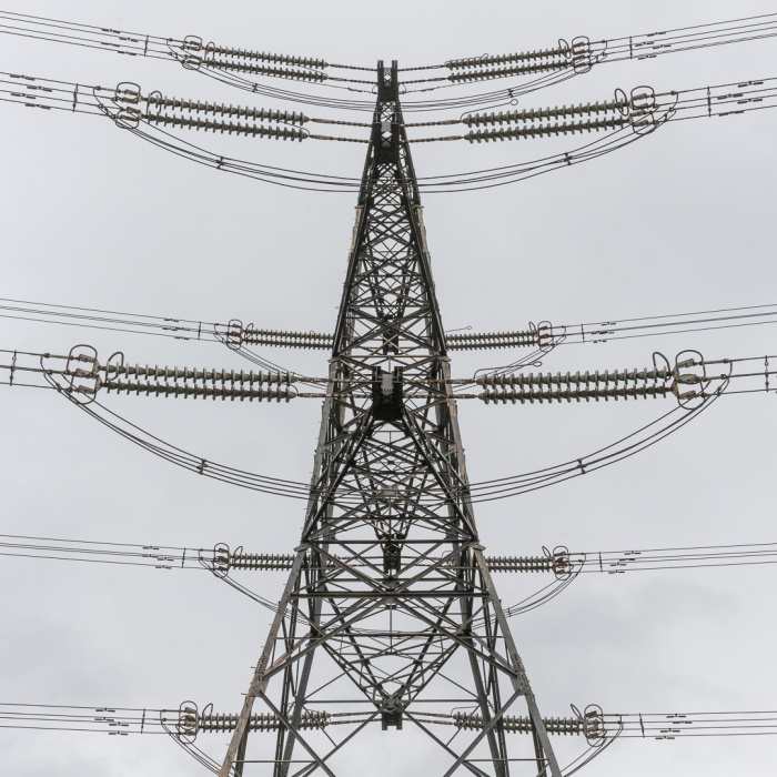 Grain Power Station, Pylon II.