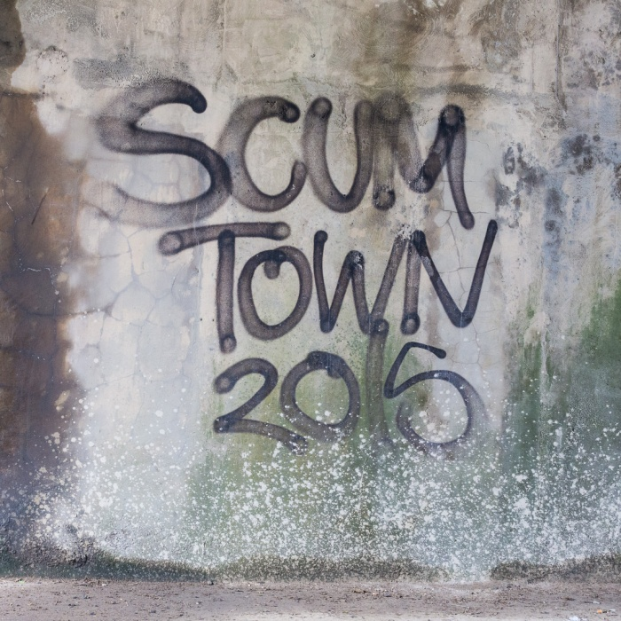 Scum Town 2015, Ferry Marshes.