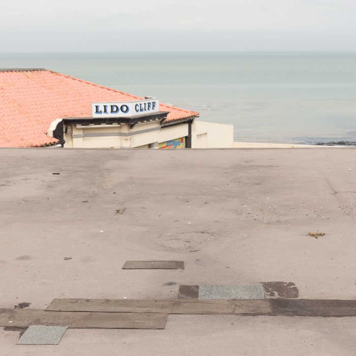 Lido Cliff, Margate.
