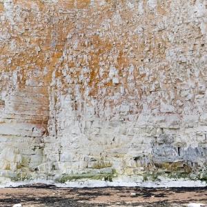 Chalk Cliffs above Kingsgate Bay.