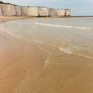 Kingsgate Bay and White Ness point.