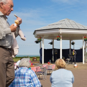 Bandstand, Broadstairs.