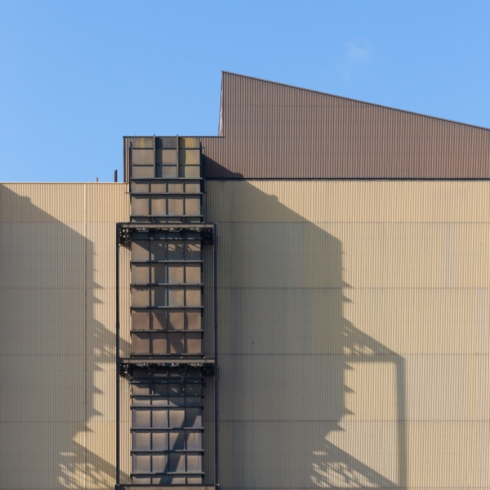 Littlebrook power station I. Dartford.