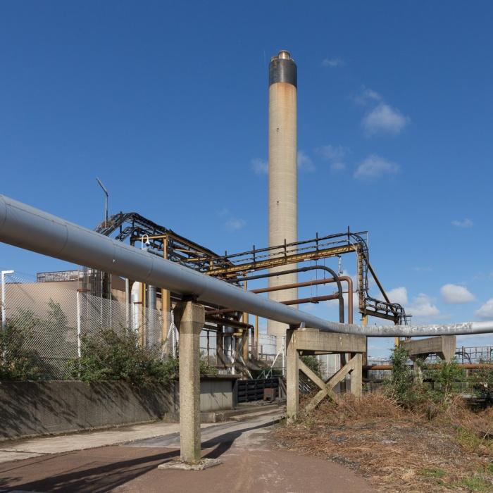 Littlebrook power station IV. Dartford.