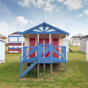 Beach Hut II, Whitstable.