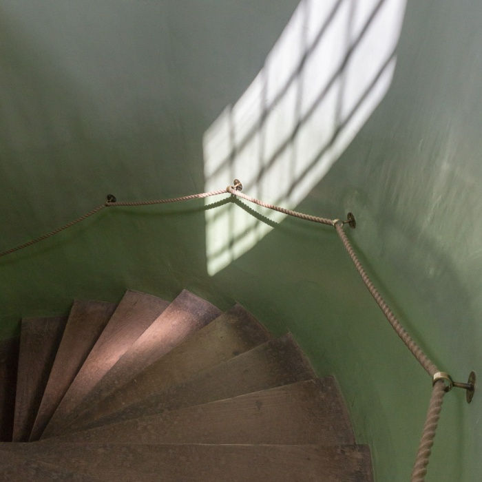 Staircase, Deal Castle.