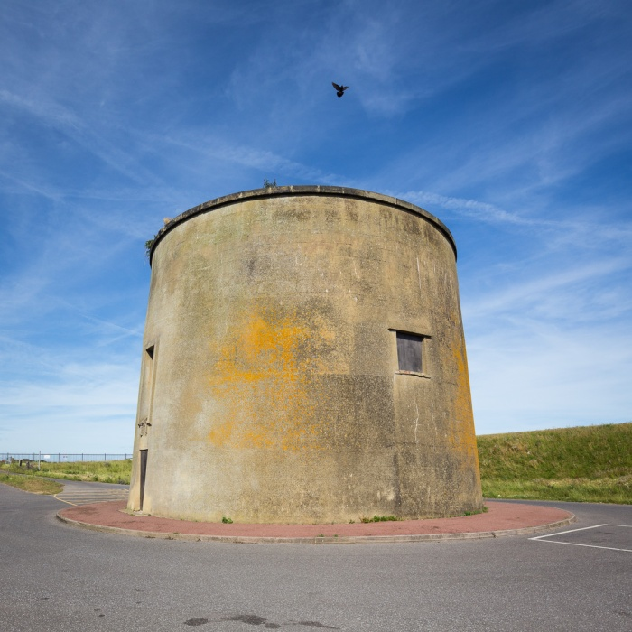Martello Tower, Dymchurch.