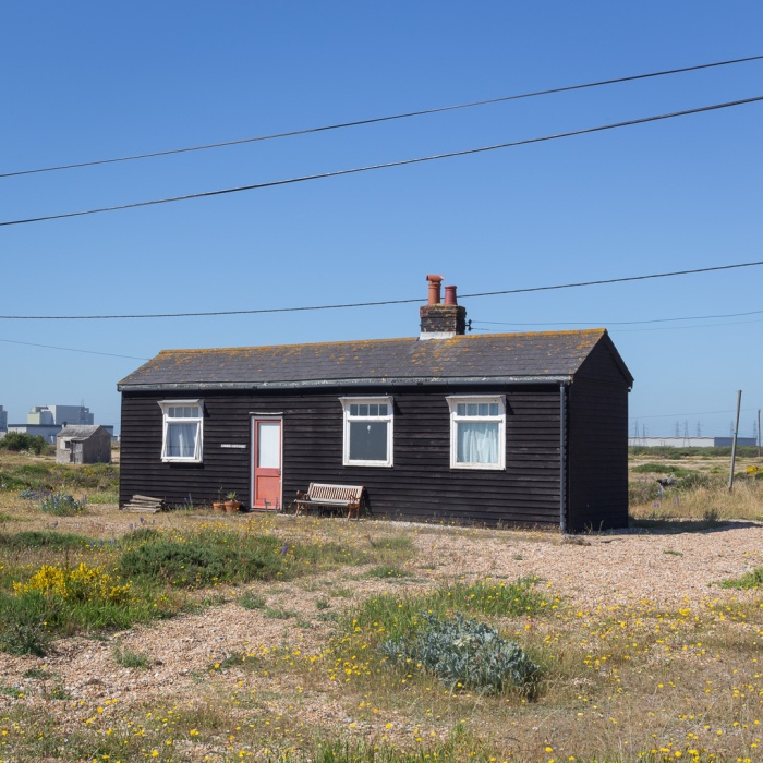 Garage Cottage, Dungeness.