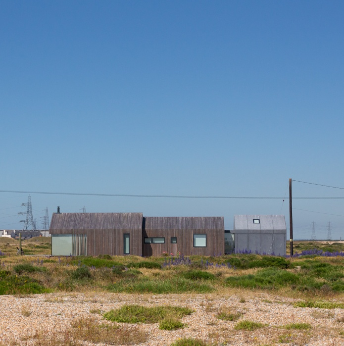 Pobble House by Guy Hollaway Architect, Dungeness.