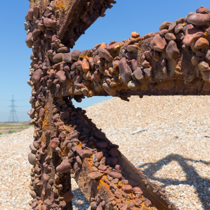 Shipping Marker I, Dungeness.