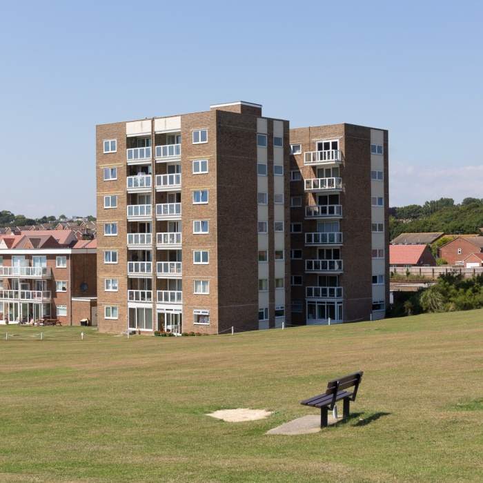Wallington Towers, Bexhill-on-Sea, Sussex.