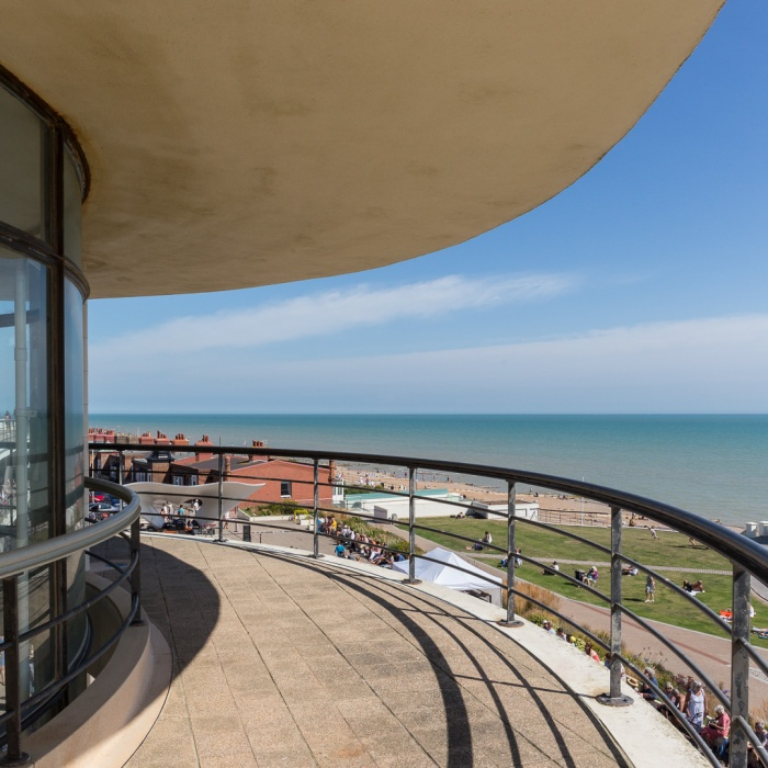 De La Warr Pavilion IV, Bexhill-on-Sea, Sussex.