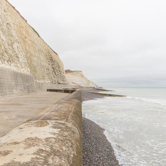 Coastal Defences II, Peacehaven, Sussex.