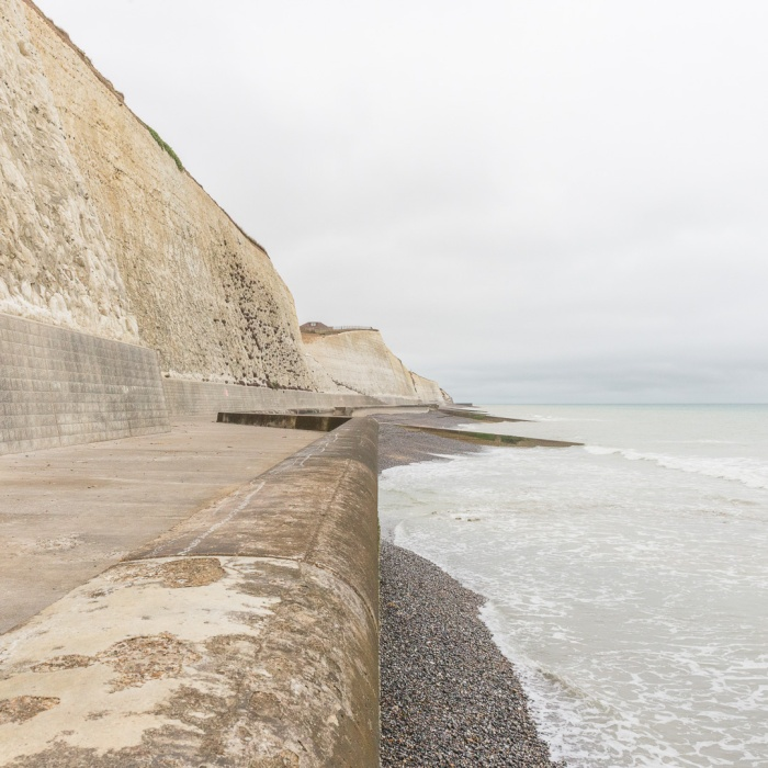 Coastal Defences II, Peacehaven, Sussex.