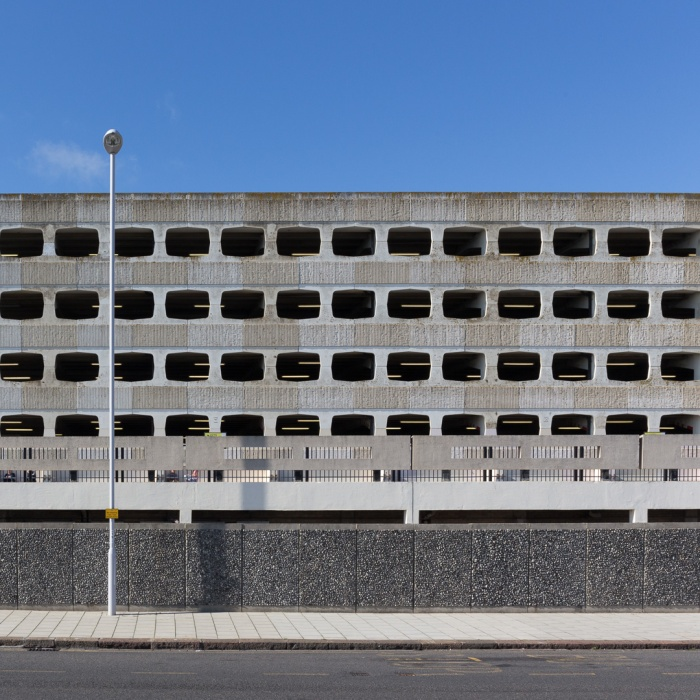Car Park, Worthing, Sussex