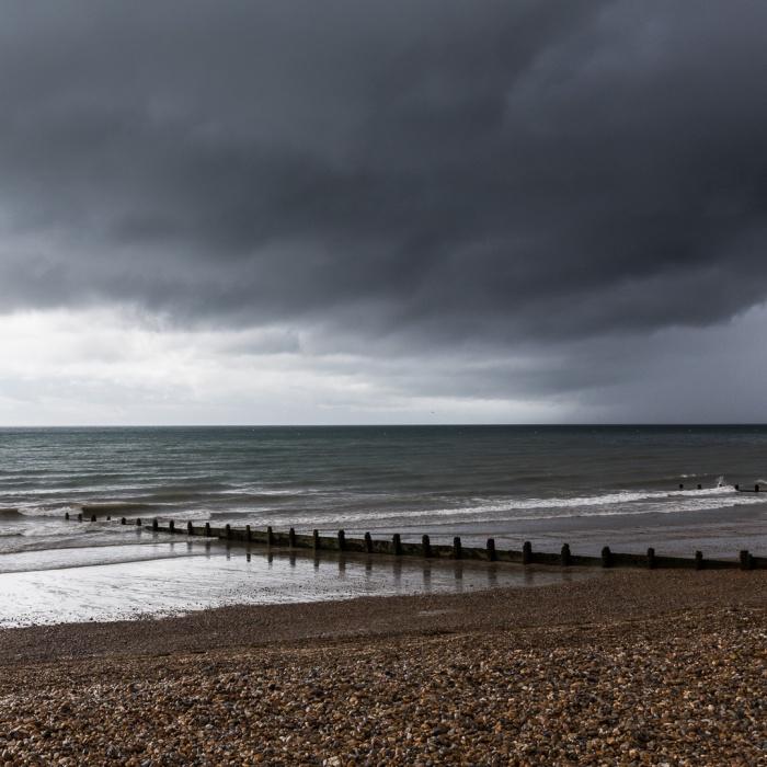Middleton-on-Sea, Sussex.