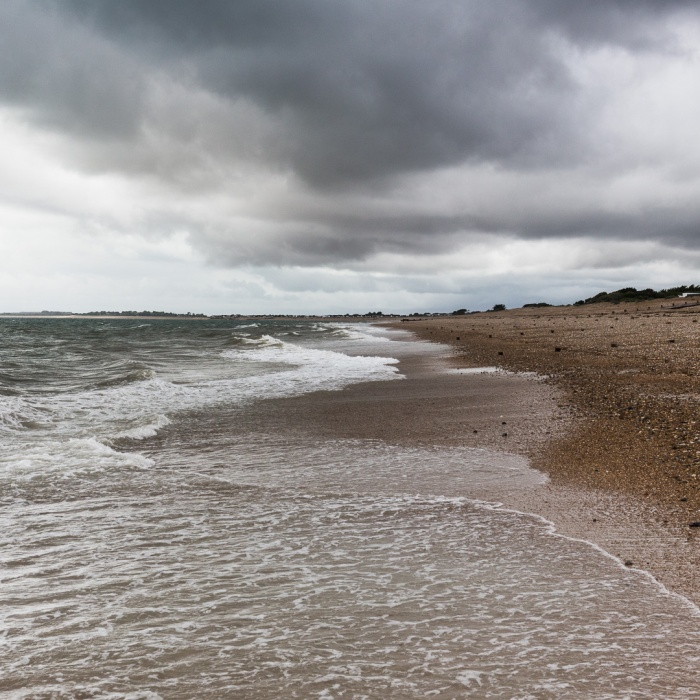 Aldwick Beach, Sussex.