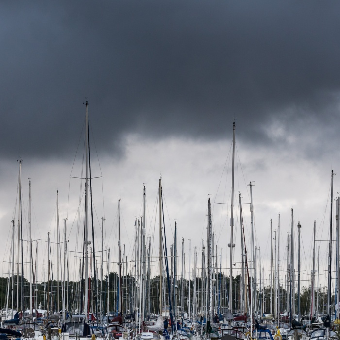 Birdham Pool Marina, Sussex.