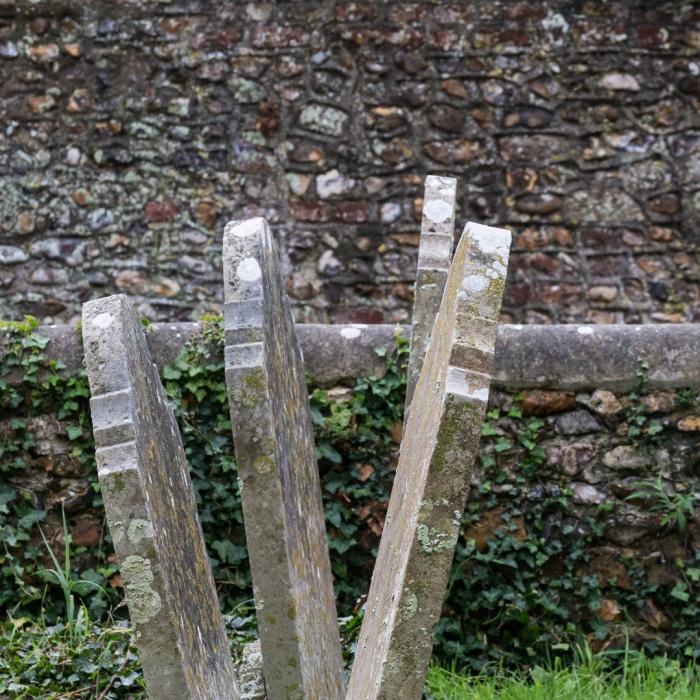 Gravestones, Bosham, Sussex.