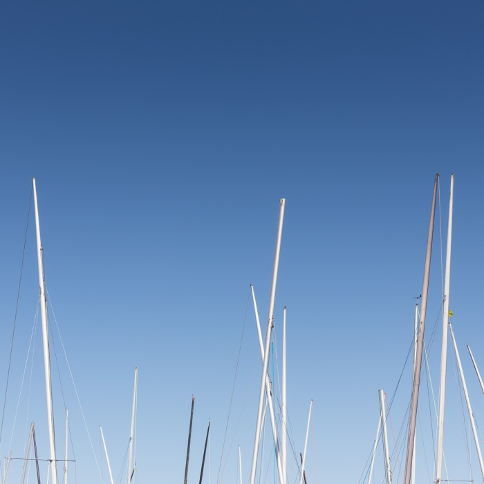 Masts, Emsworth, Hampshire.