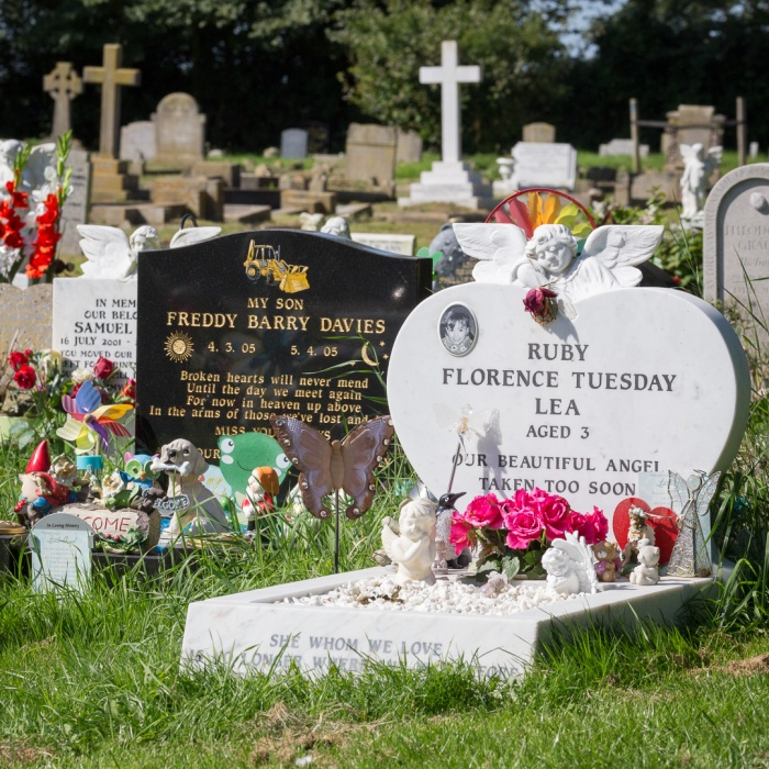 Warblington Cemetery, Hampshire.