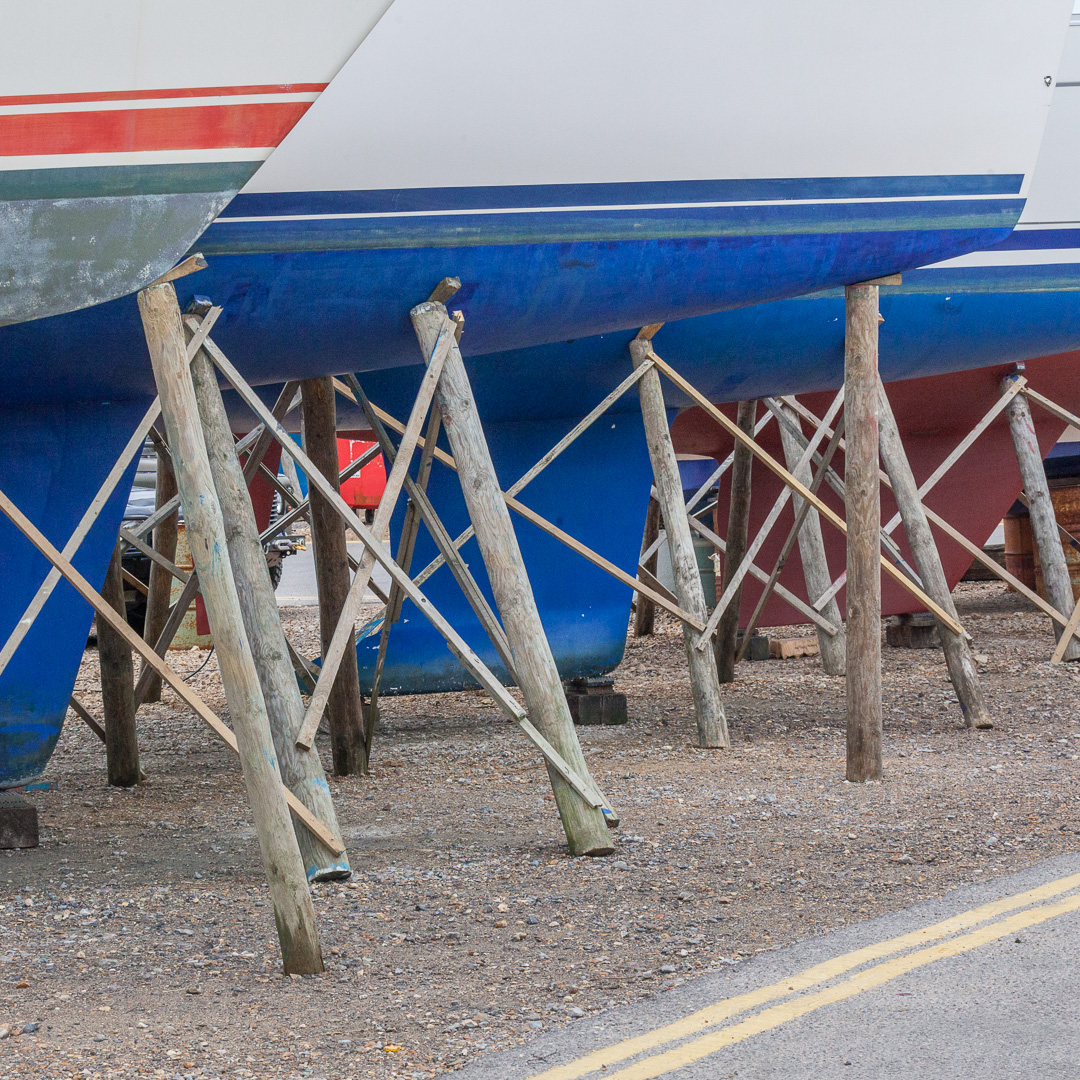 Struts & Stripes, Lymington Yacht Haven, Hampshire.