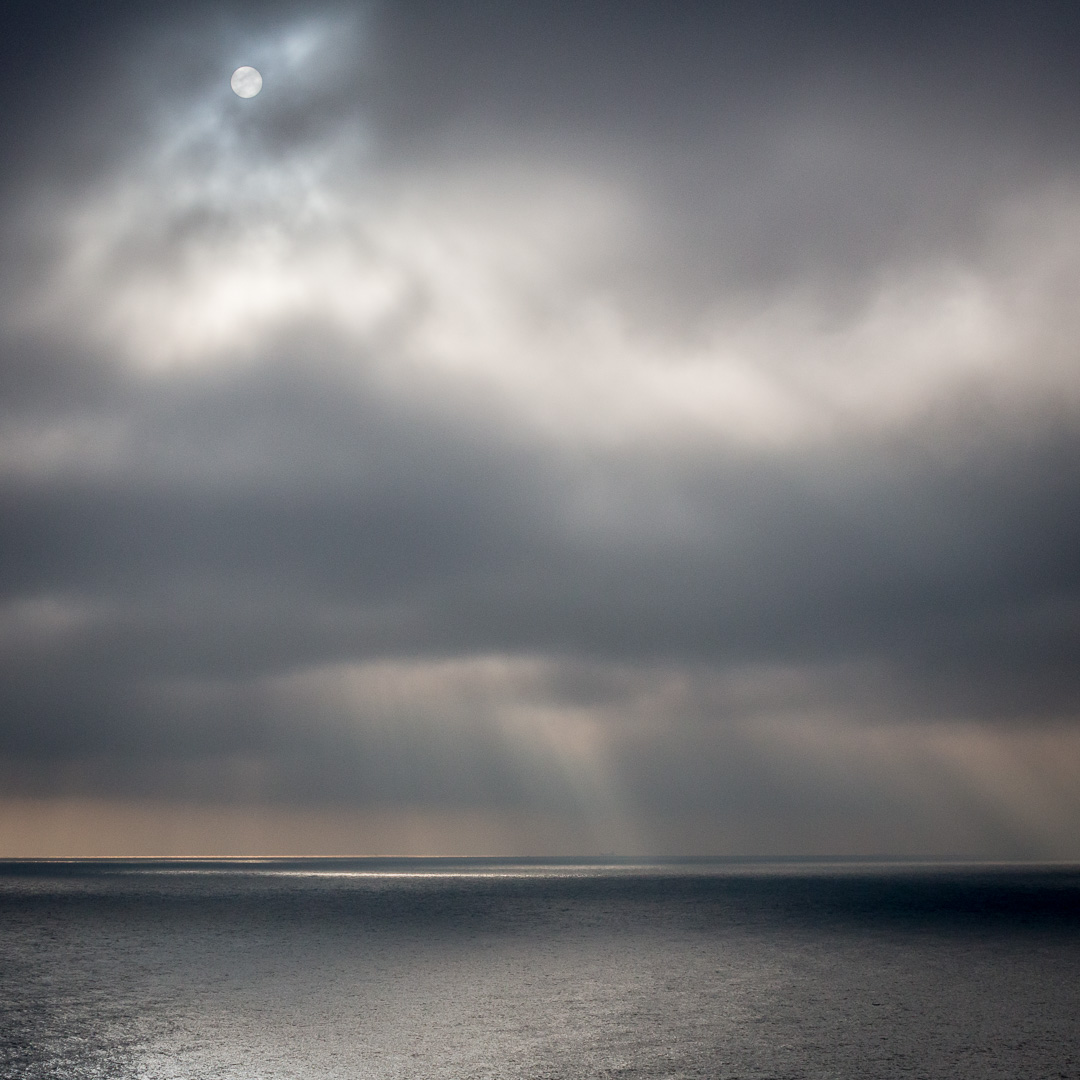 Seascape II, Warren Hill, Dorset.