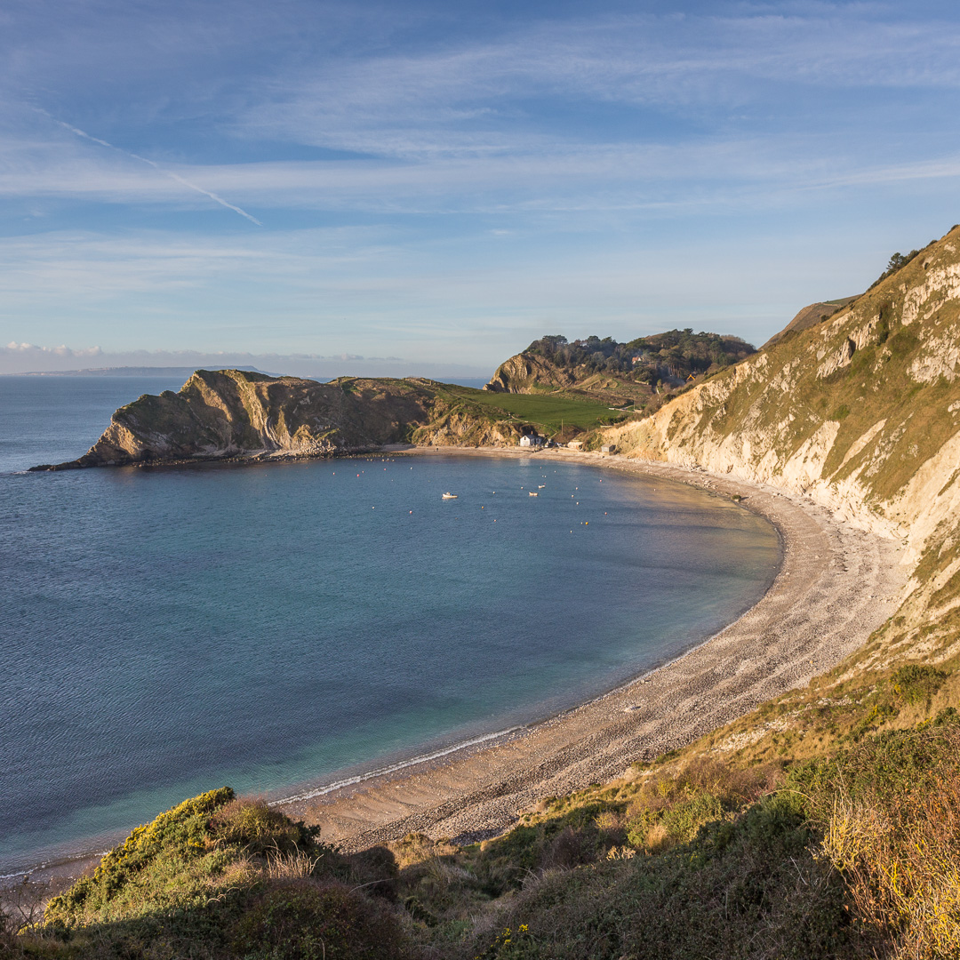 Lulworth Cove, Dorset.