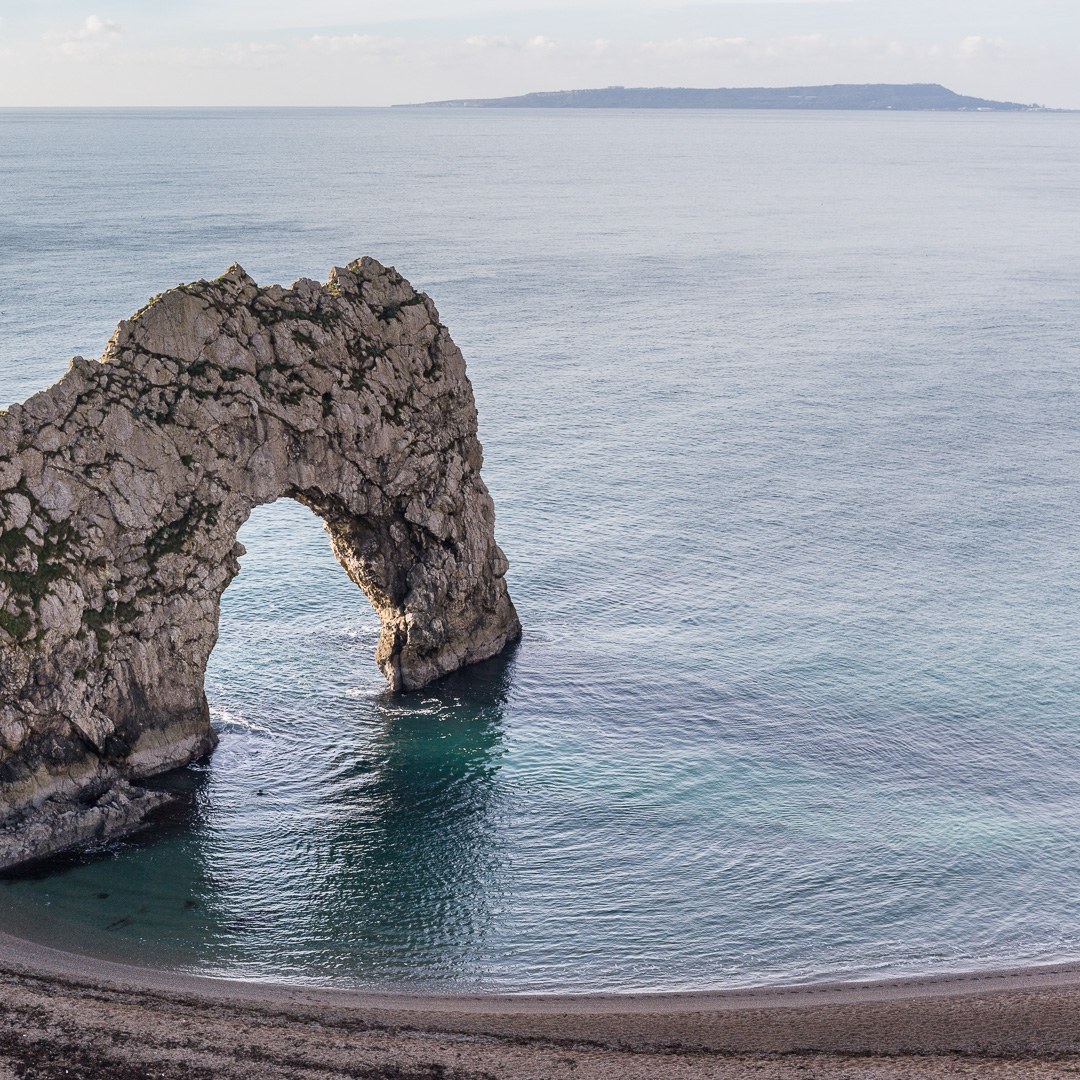 Durdle Door & Portland Bill, Dorset.