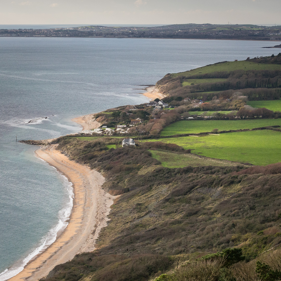 Ringstead Bay & Weymouth Beyond, Dorset.