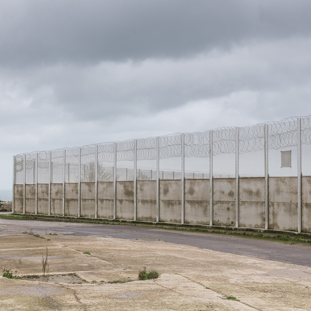 Portland Young Offender Institution, Dorset.