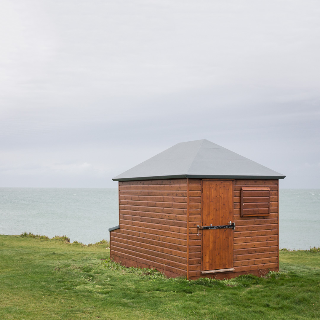 Hut, Portland Bill, Dorset.