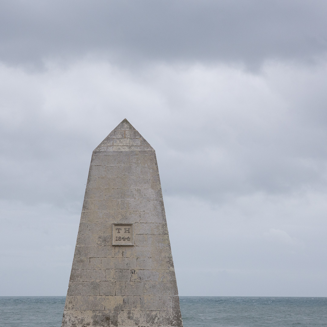 Trinity House Obelisk, Portland Bill, Dorset.