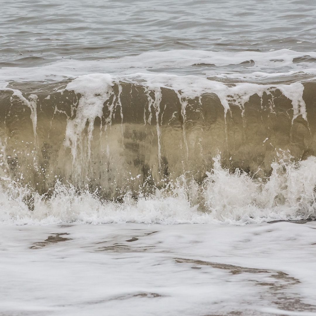 Breakers II, Burton Beach, Dorset.
