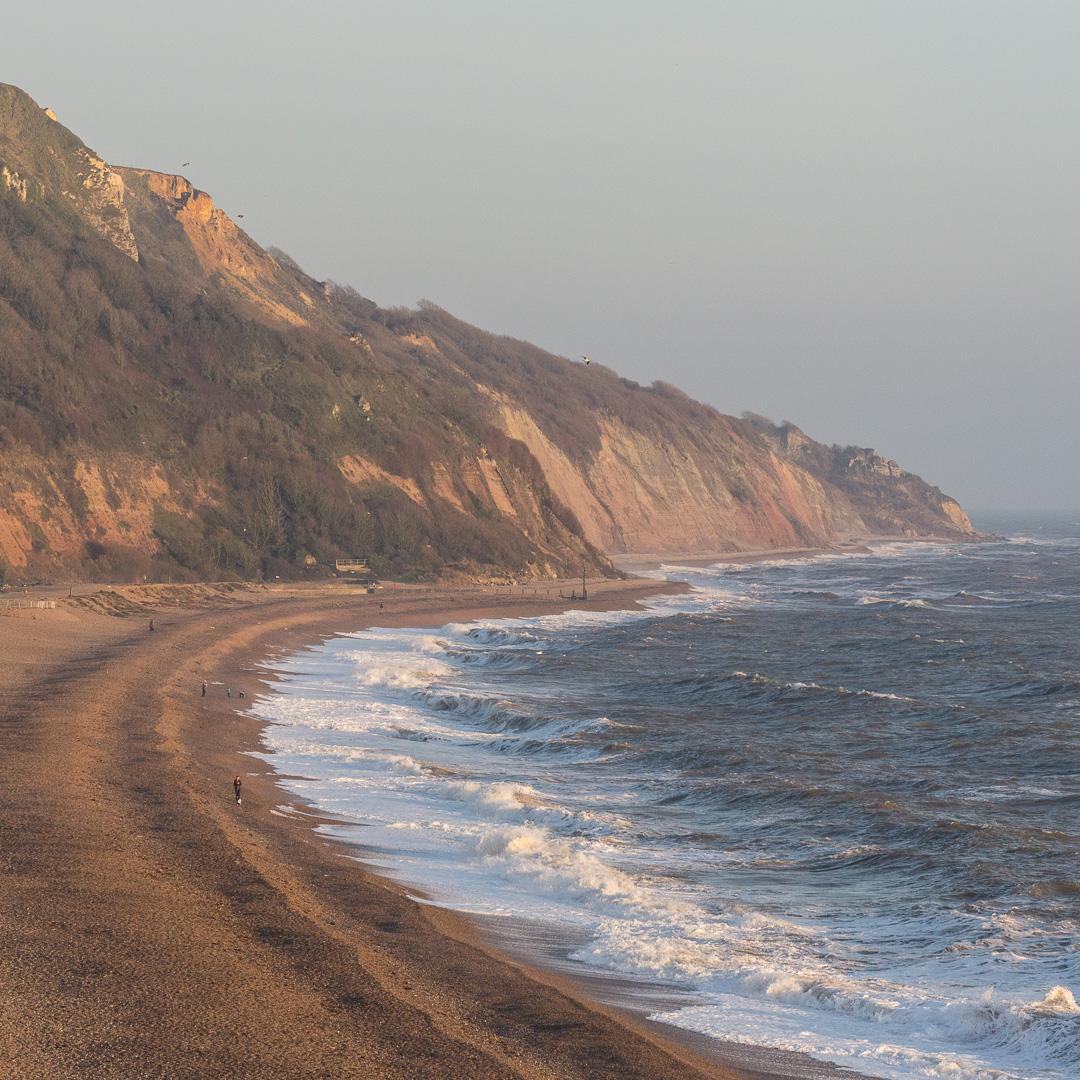 Seaton Bay, Devon