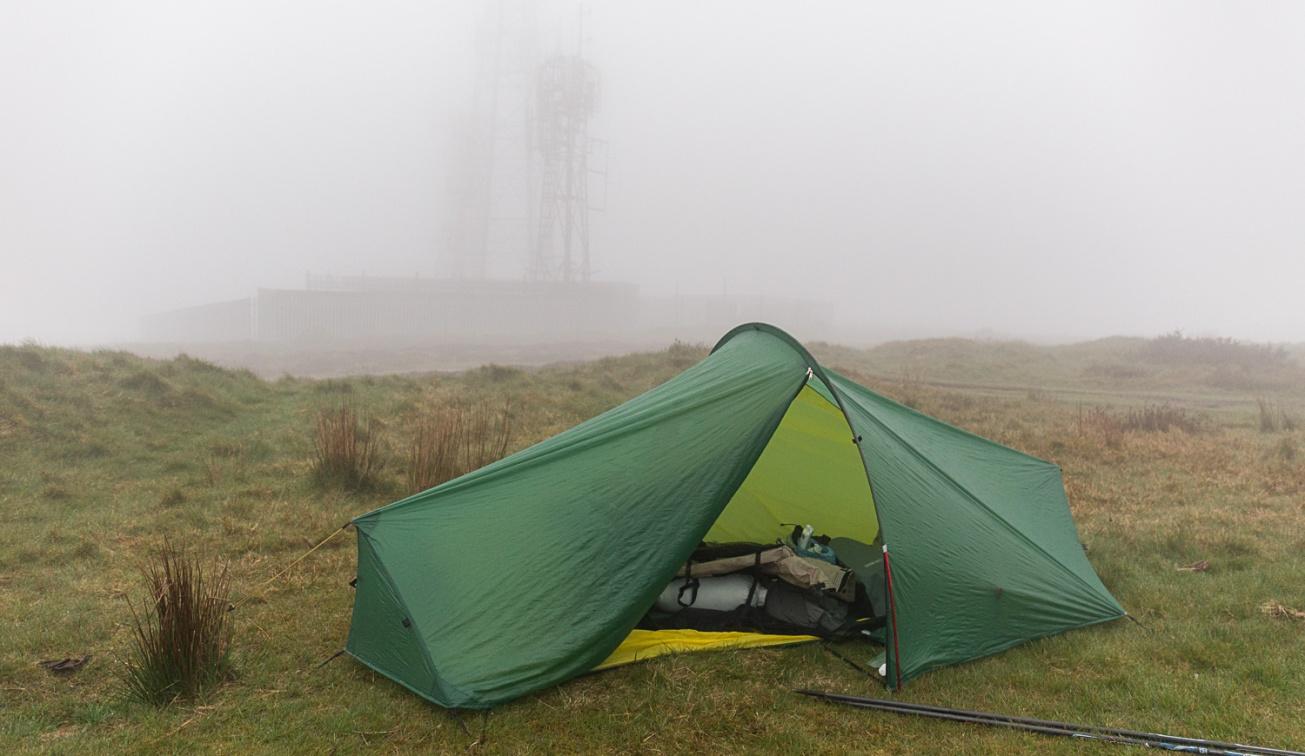 perimeter tent