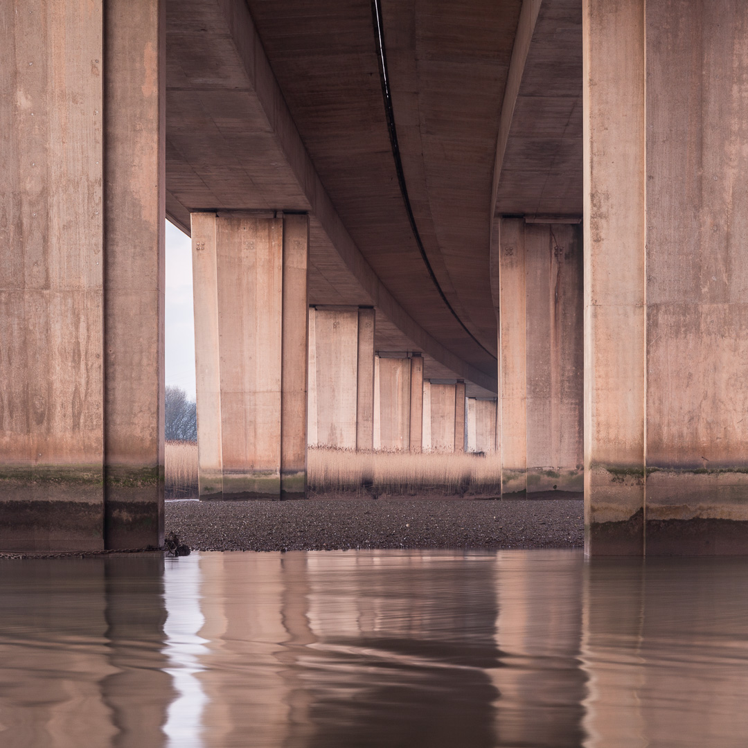 M5 Exe Viaduct I, Devon.