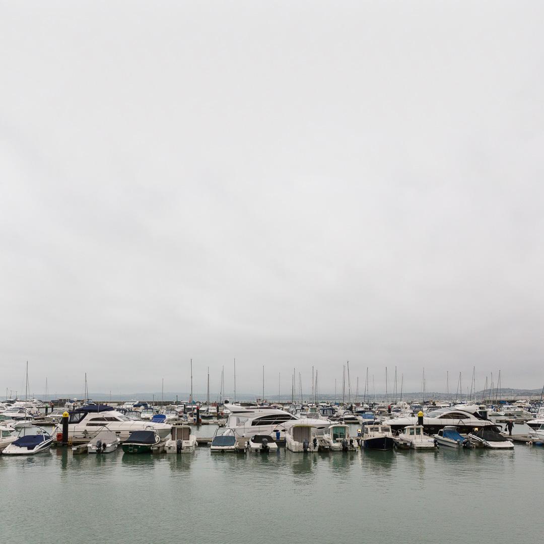 Torquay Marina, Devon.