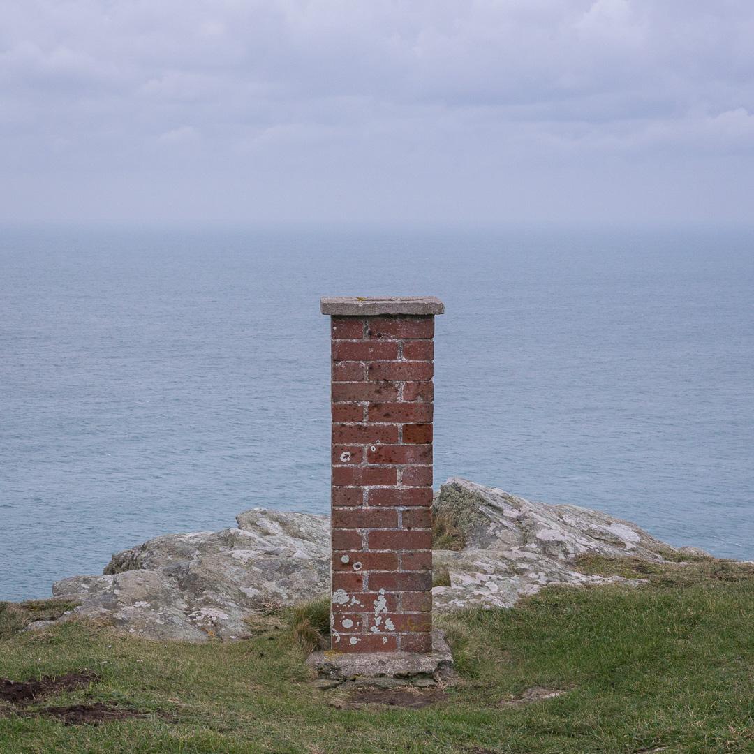 Unknown object, Prawle Point, Devon.