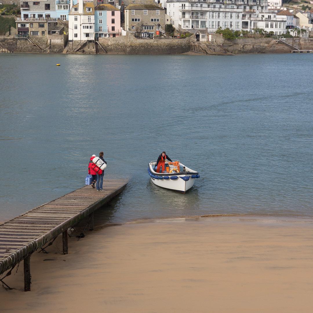 East Portlemouth to Salcombe Ferry, Devon.