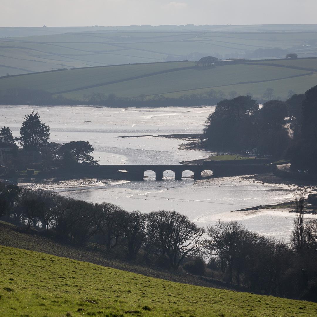 New Bridge, Bowcombe Creek, Devon.