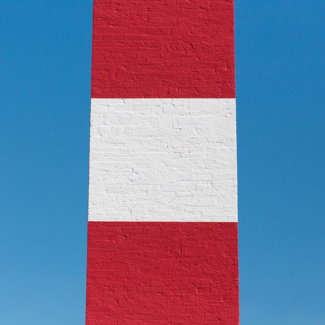 Gribbin Tower Daymark I, Gribbin Head, Cornwall.