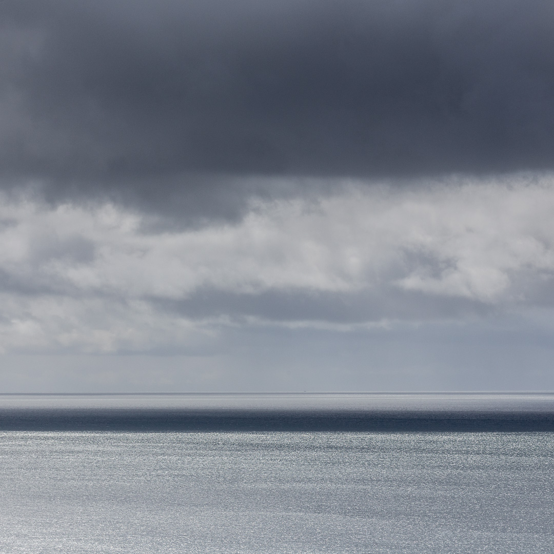 Seascape II, Veryan Bay, Cornwall.