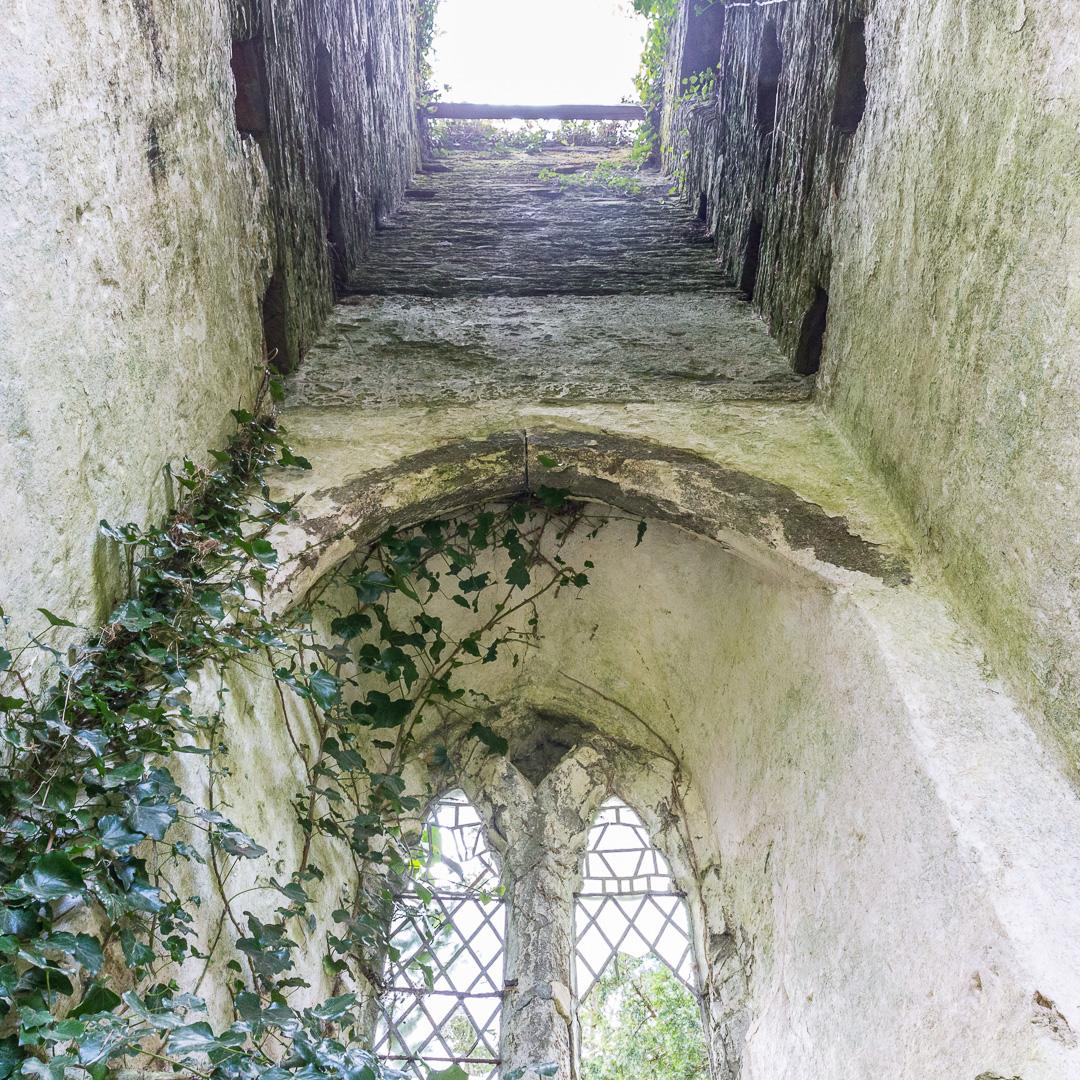 Merther Church III, Cornwall