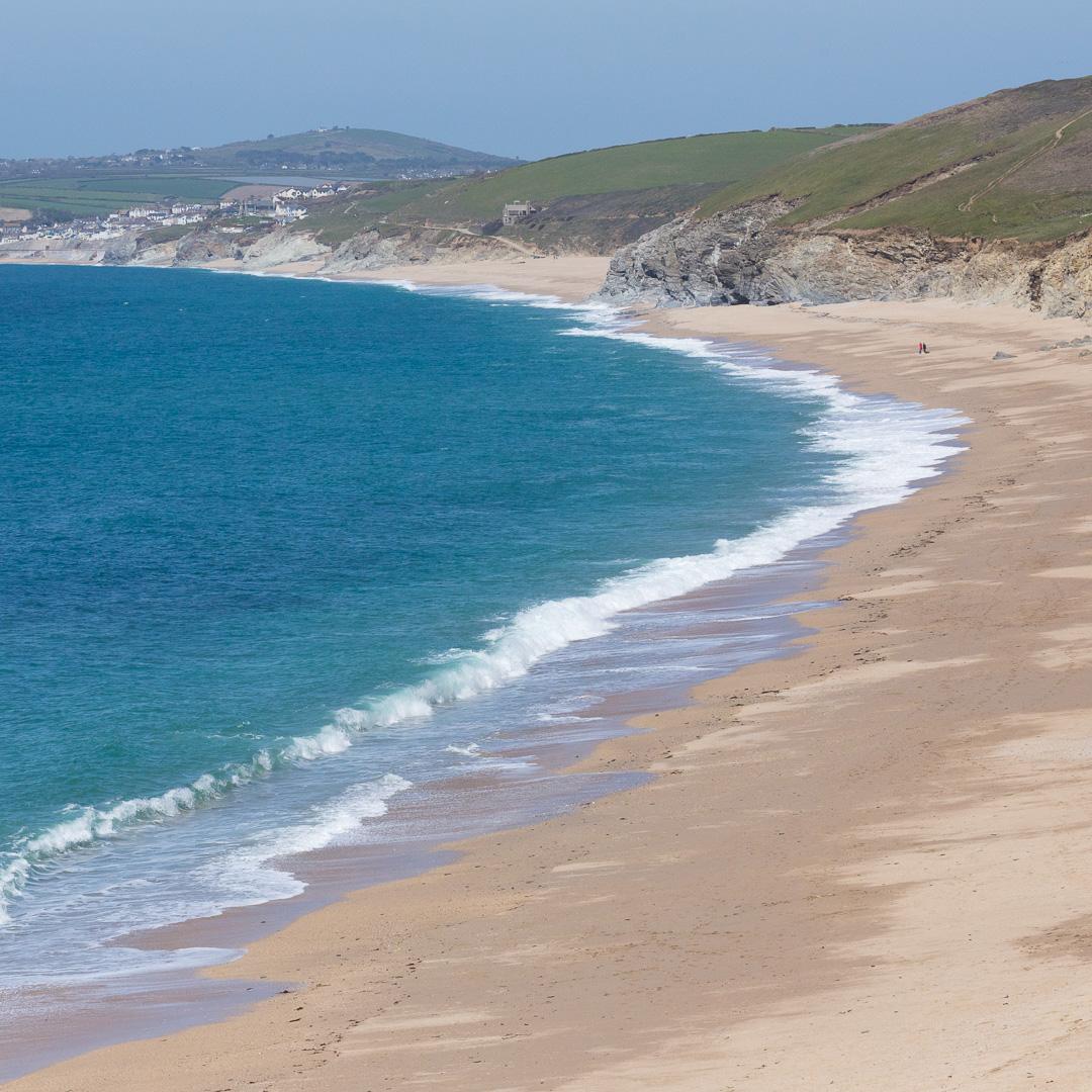 Porthleven Sands, Cornwall.