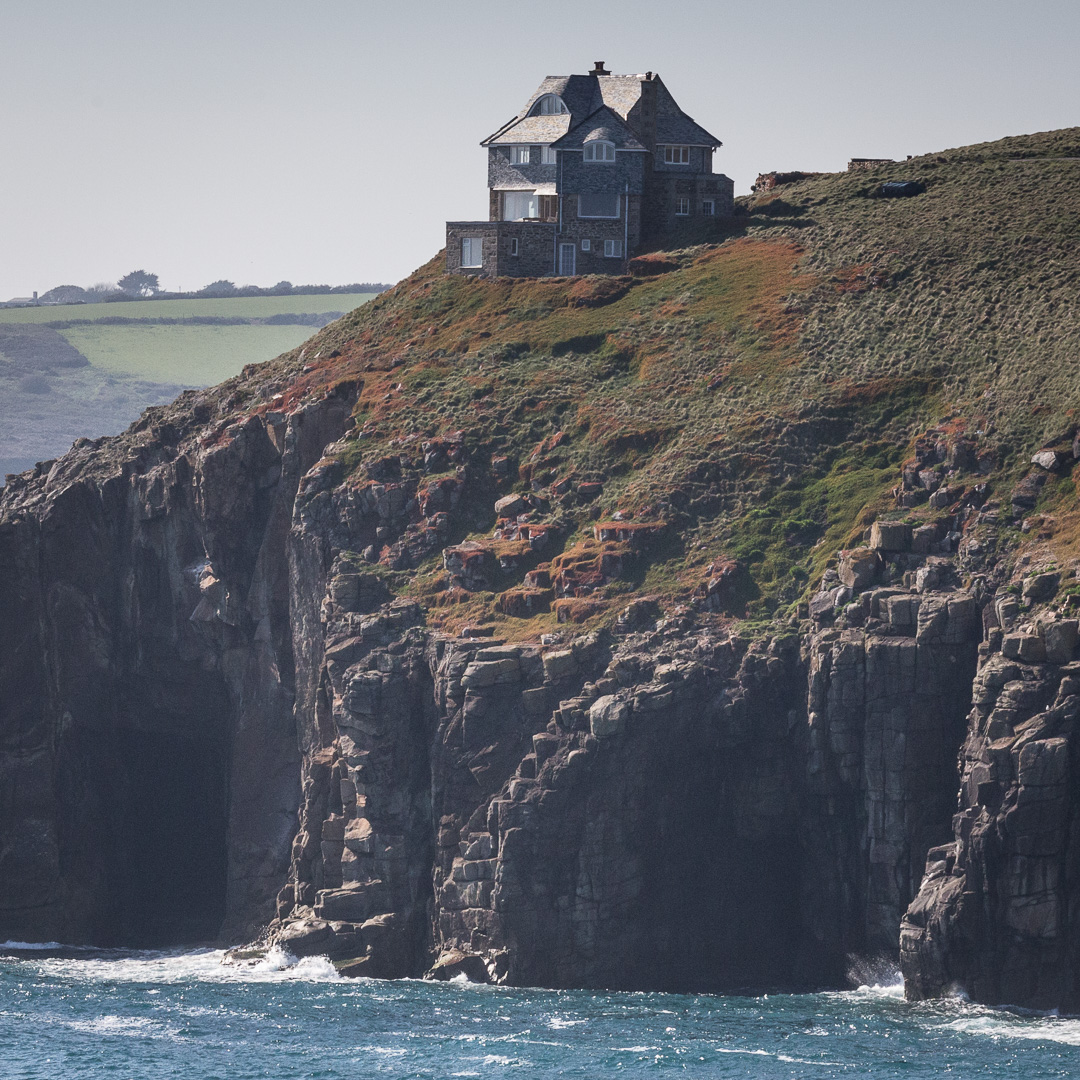 Rinsey Head, Cornwall.