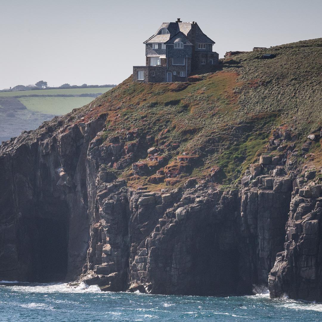 Rinsey Head, Cornwall.